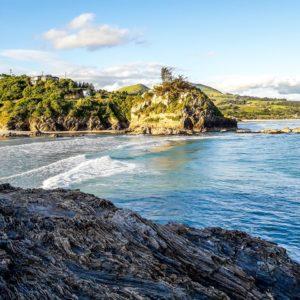 TumaiBeach Dunedin New Zealand