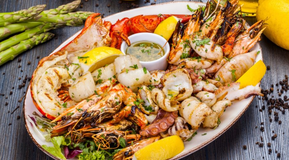 seafood cities