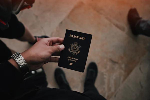 passport hospitalized abraod
