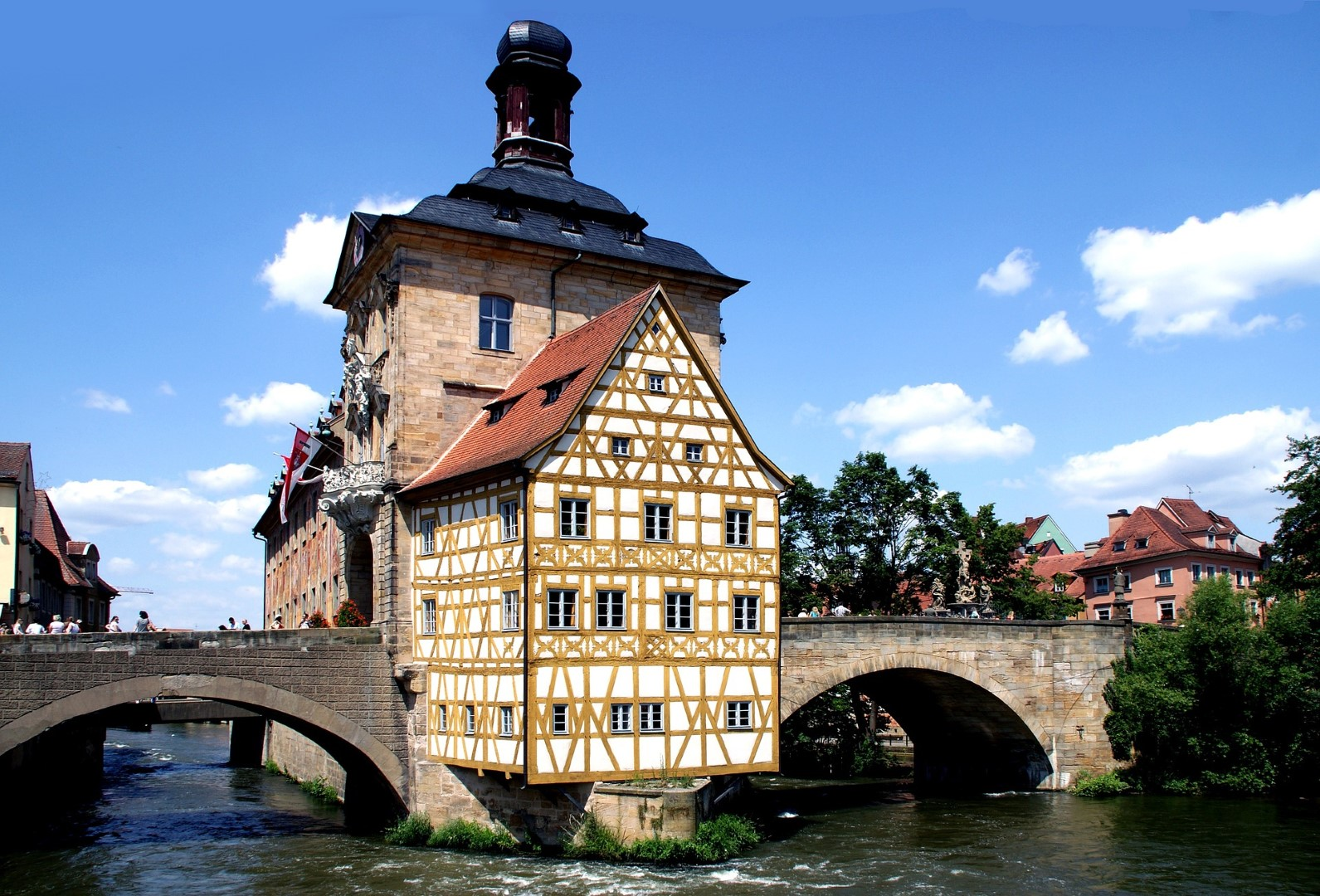 Bamberg visiting southern germany