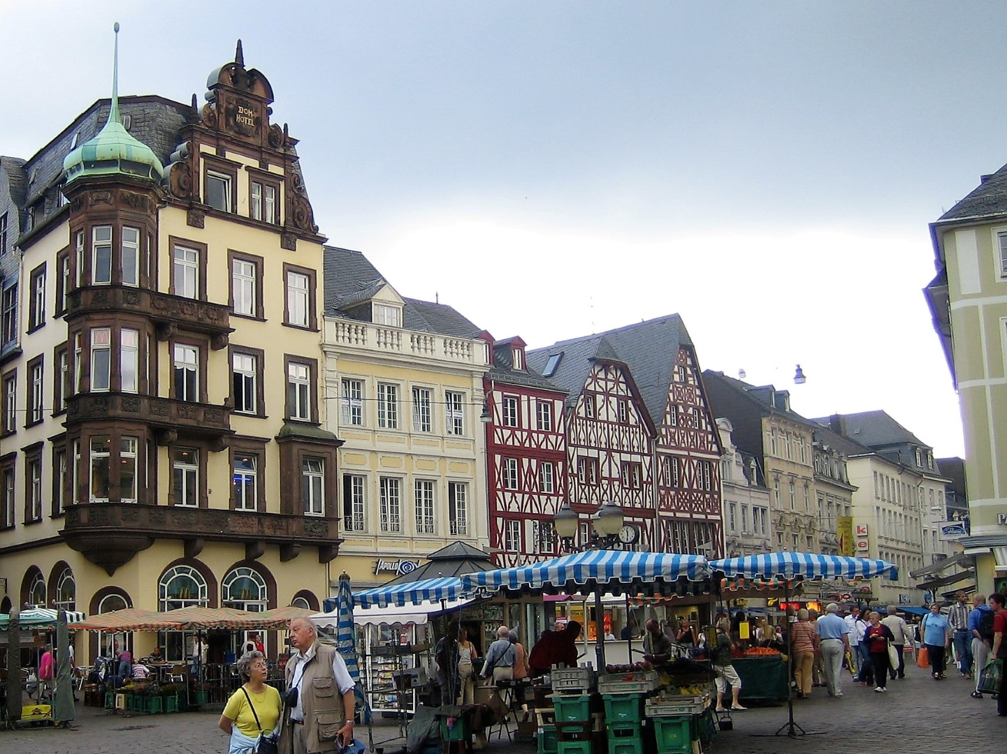 German markets