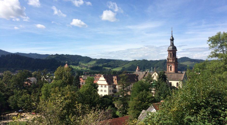 visitng southern germany
