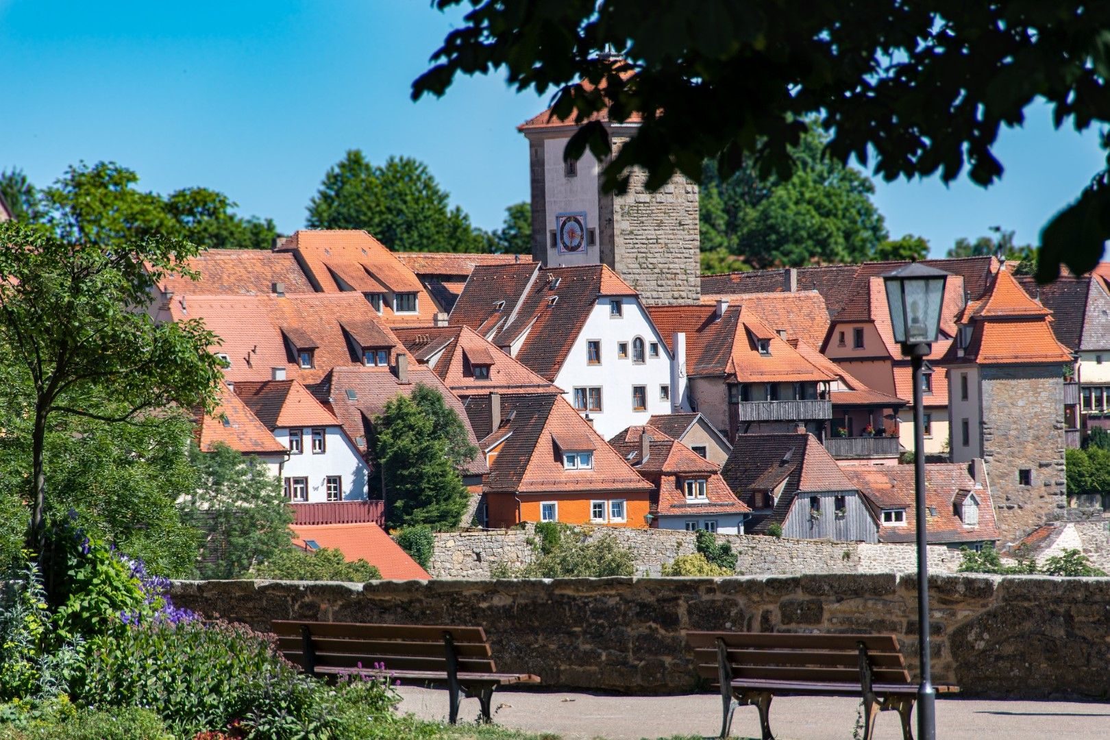visiting Southern Germany Rothenburg