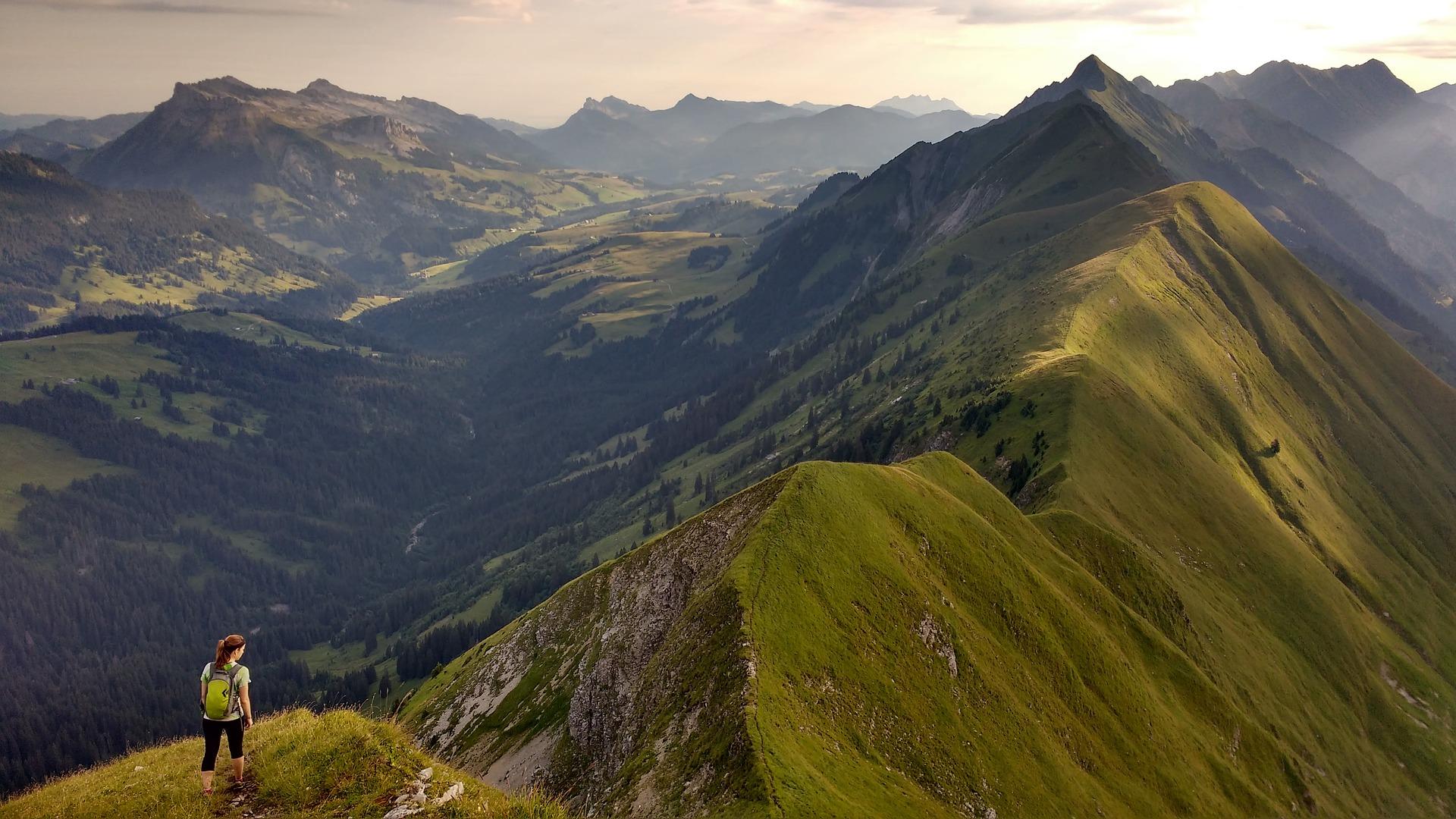 Interlaken hiking trails