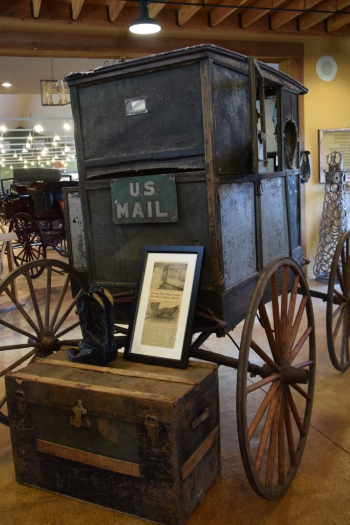 mail buggy