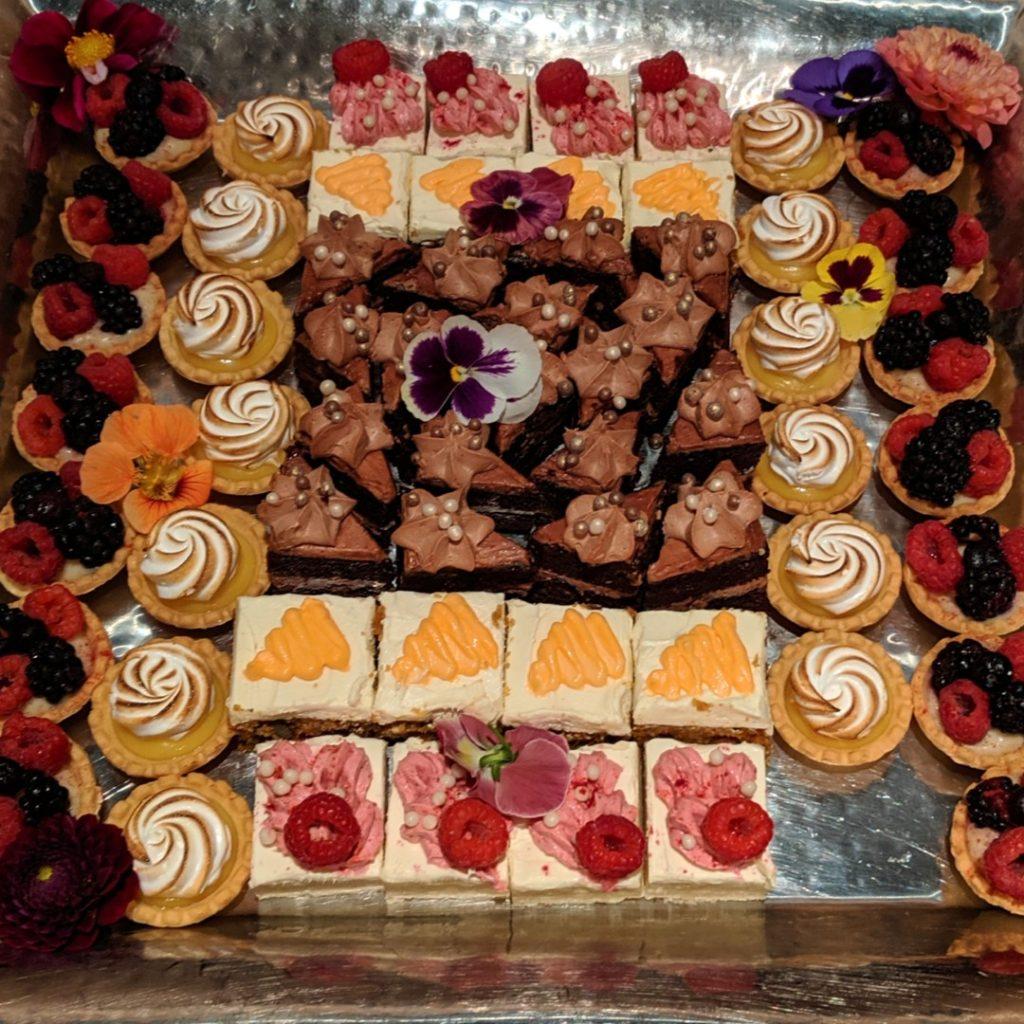 desserts from Citizen Baker