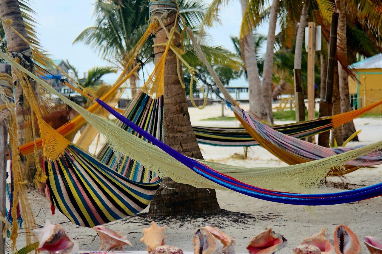 hammocks Belize