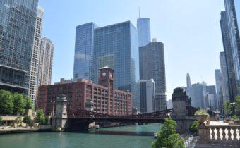 Chicago skyline Chicago vegetarian eateries