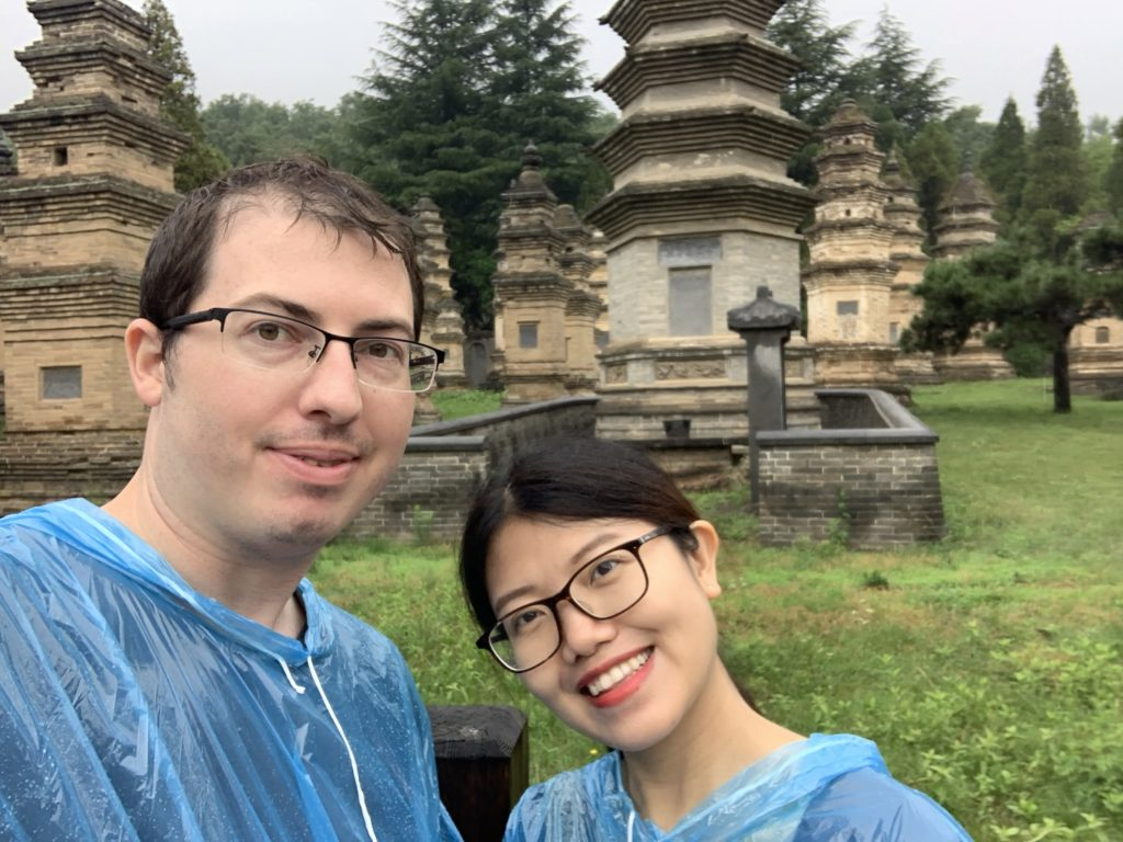 shaolin China move abroad and travel