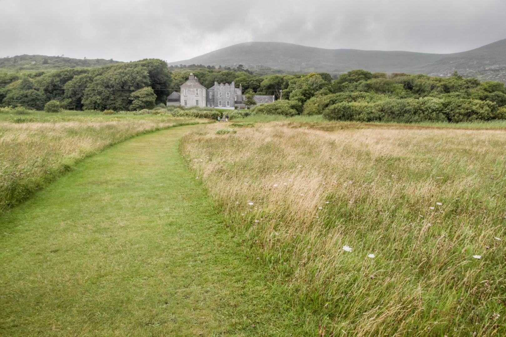 Ring of Kerry Derrynane House
