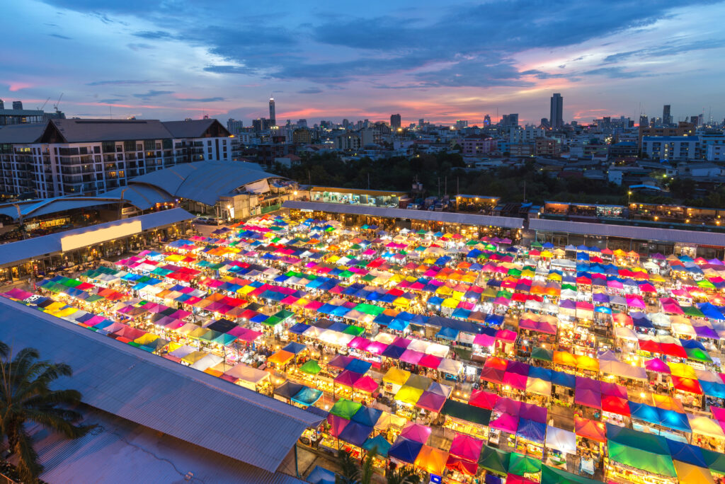 Chatuchak Weekend Market places to visit in Bangkok