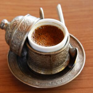 coffee around the world Turkish coffee