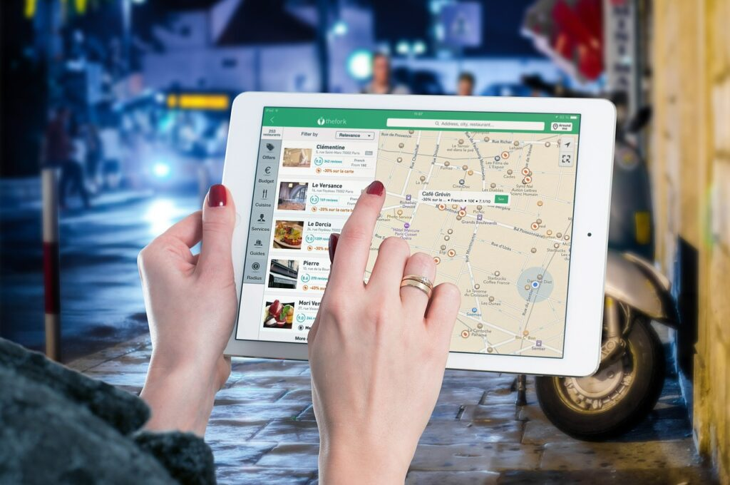 best travel apps tablet