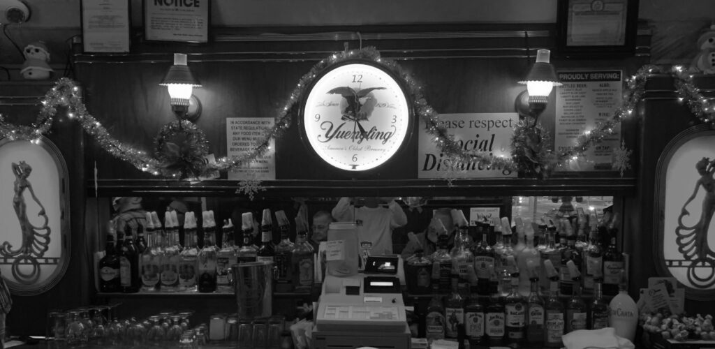 burton corner bar