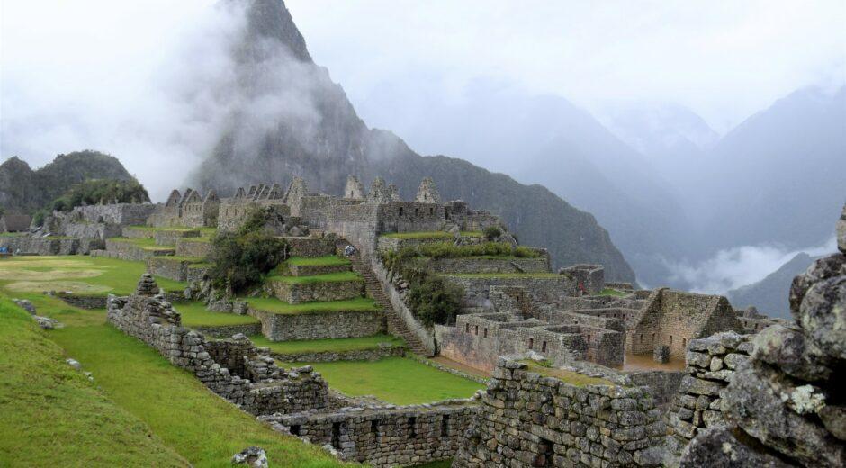 virtual travel, Machu Picchu, Nancy Zaffaro