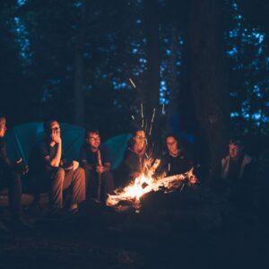 camping post-COVID