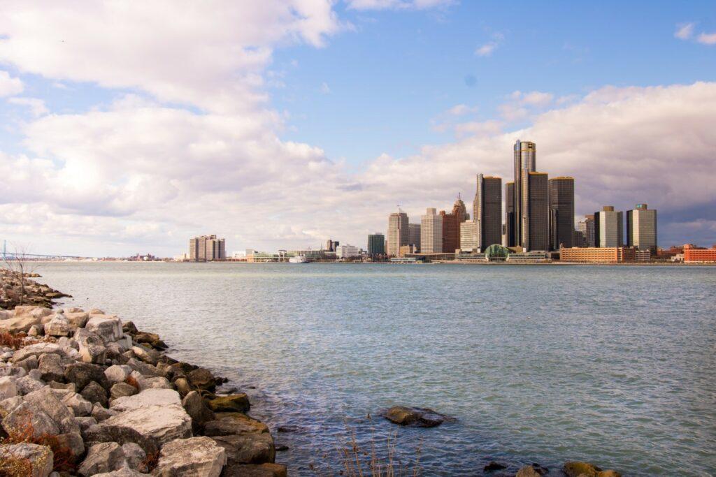 places in Detroit